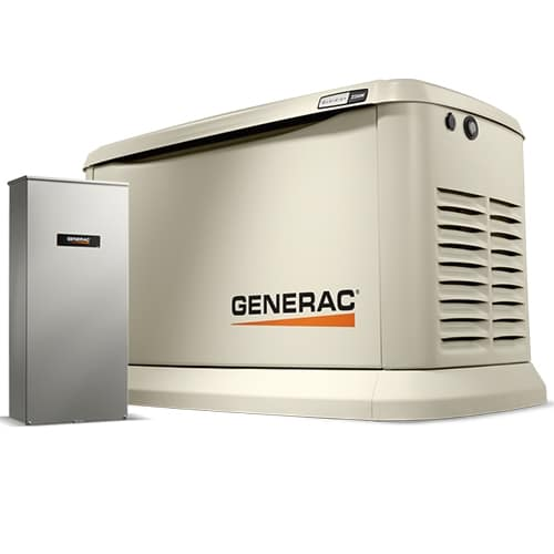 generac 7040 backup generator for sale