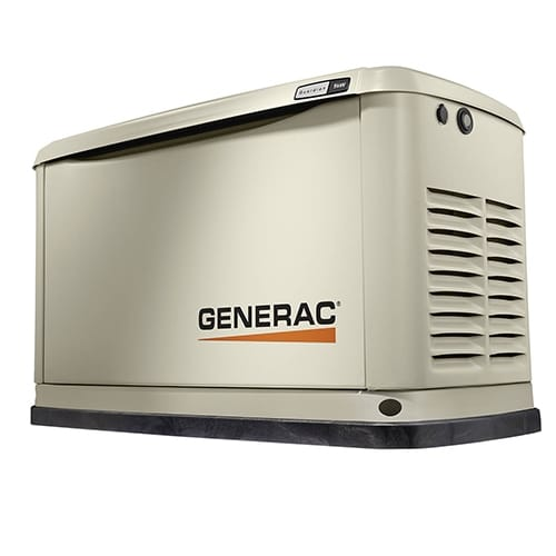 generac 7077 backup generator for sale