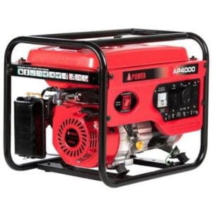 A-iPower AP4000 Portable Generator price cost