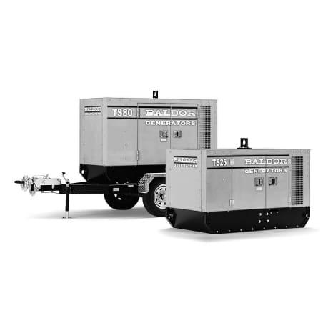 Towable 150kW Generator Rental Akron Ohio