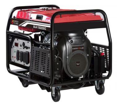 Portable 15kW Generator Rental Akron Ohio