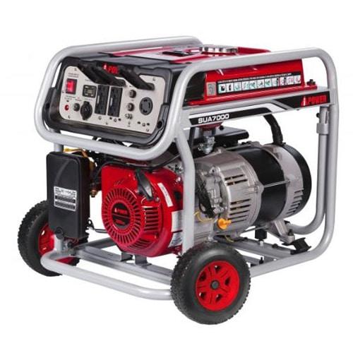 Portable 7kW Generator Rental Akron Ohio