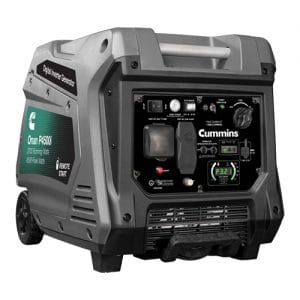 Cummins Onan P4500i Portable Generator