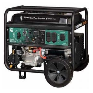 Cummins Onan P9500df Portable Generator