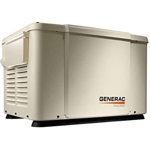 Generac Powerpact 6998 7.5kW Home Backup Generator
